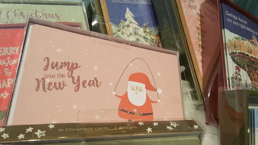 Drukkerij Impuls Kerstkaarten